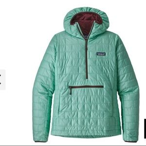 NWT Patagonia Nano Puff Bivy P/O Puffer Jacket XL